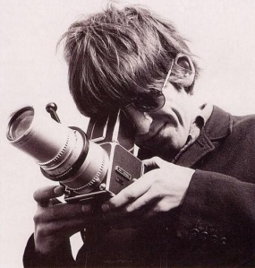 George Harrison con Hasselblad