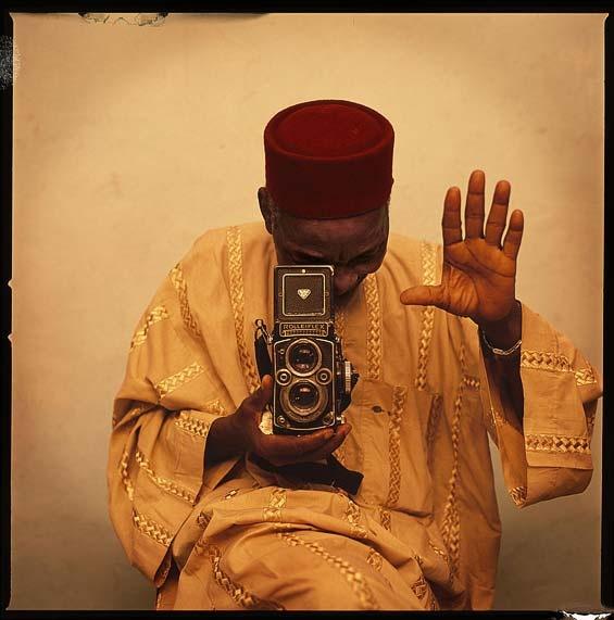 Malick Sidibé, fotógrafo de Mali (Soloba 1935/36 -        )