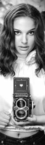 La actriz y modelo israelí Natalie Portman