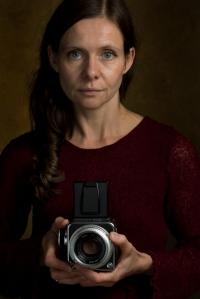 La fotógrafa Susanne Middelberg