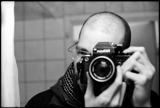 Anonimous II with Nikon F2