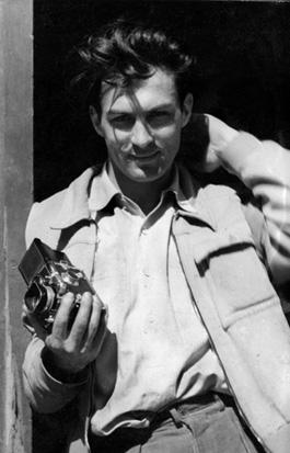 Ernst Haas, fotógrafo austriaco (Viena 1921- New York 1986)