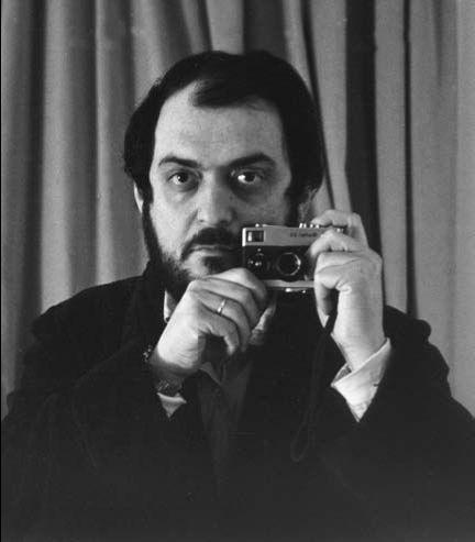 S. Kubrick con Rollei 35