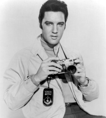 Elvis con Weston Master