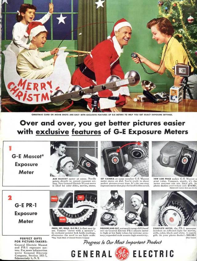 Publicidad 1955