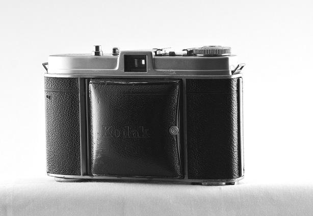 Kodak Retina Ib cerrada