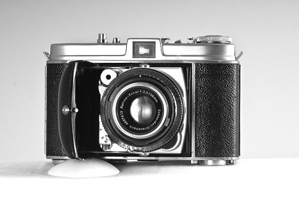 Kodak Retina vista-frontal