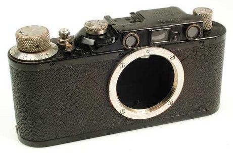 Leica II, 1932