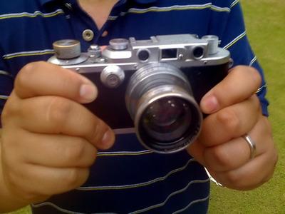 Otra Leica IIIa