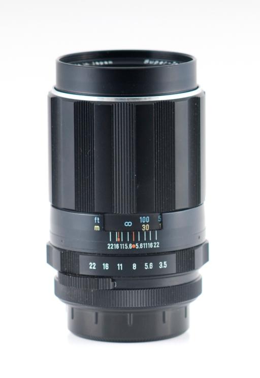 Takumar 135mm f/3.5
