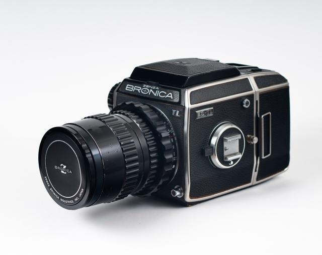 Objetivo Zenzanon 150 mm f:3.5