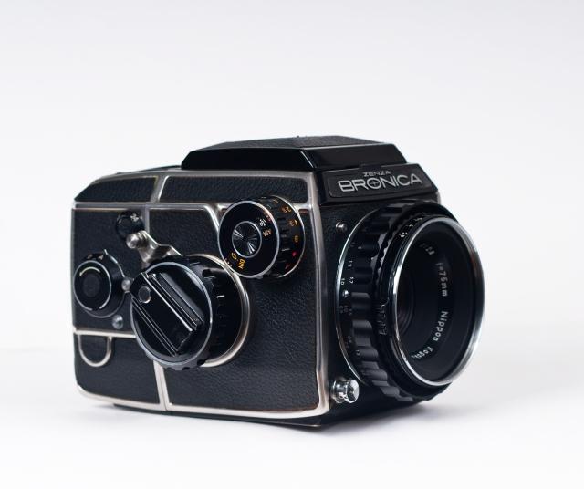 Objetivo Nikkor-P 75 mm f:2.8
