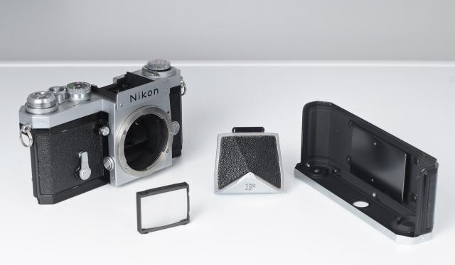 Nikon F módulos