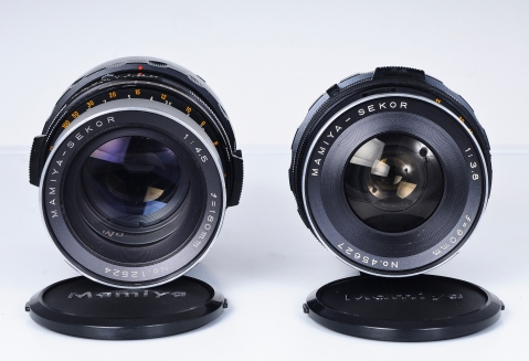 180 + 90 mm frontal