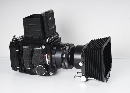 RB67 + 180mm + Compendium G2