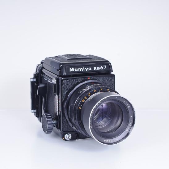 RB67 + Sekor 180mm 1-4.5