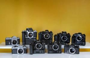 Cuerpos Nikon