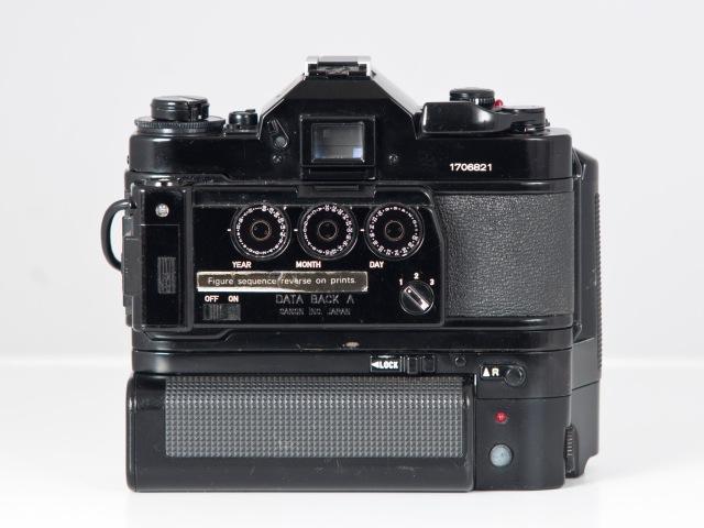 Canon A1 posterior