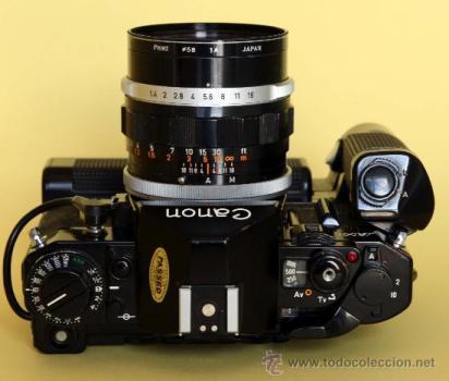Canon A1 sup