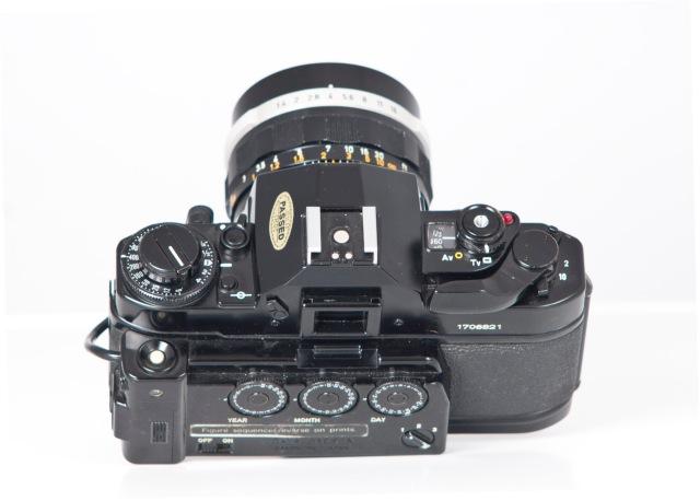 Canon A1 superior