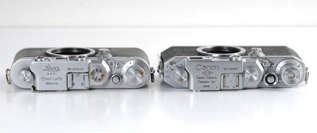 Leica Canon superior