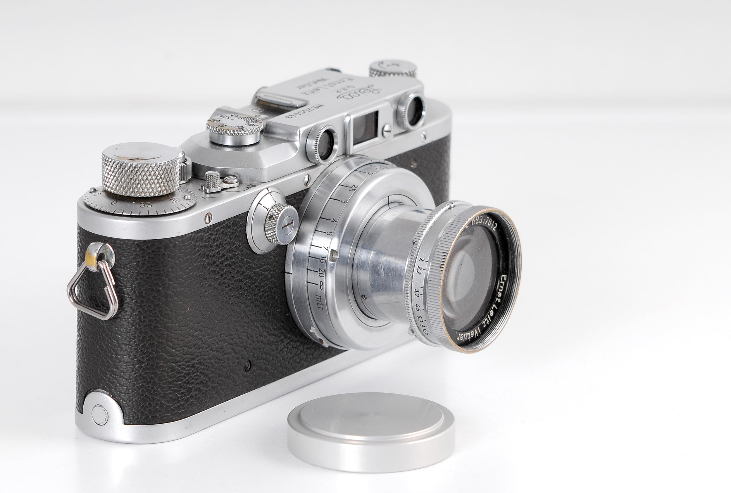 Leica frontolateral